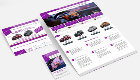 Purple-cars